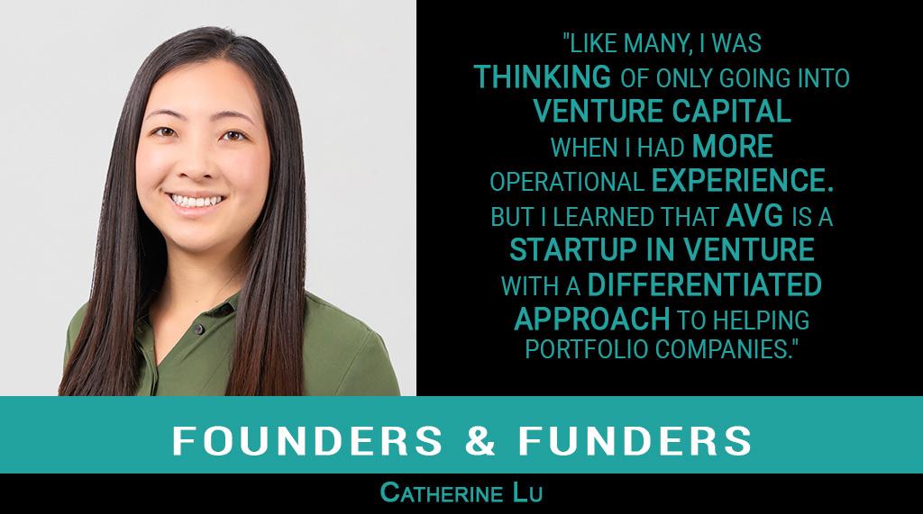 Catherine Lu of Spike Ventures
